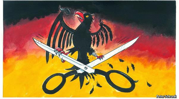 Γερμανία-και-χρεοκοπία