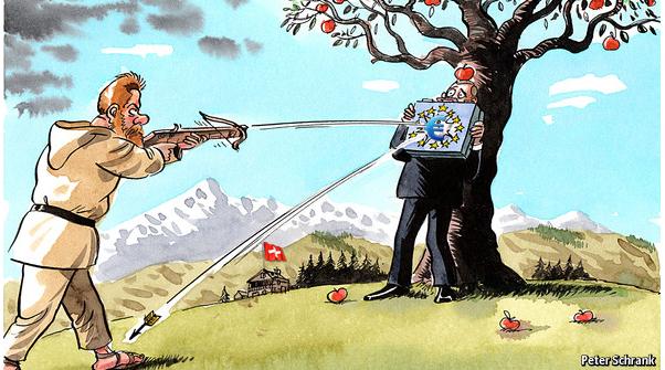 Ελβετικό-φράγκι-και-Ευρώ