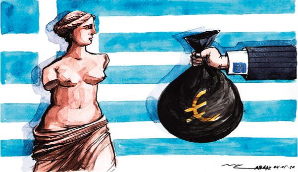 ΕΙΚΟΝΑ---Ελλάδα Αδυναμία χρεοκοπίας