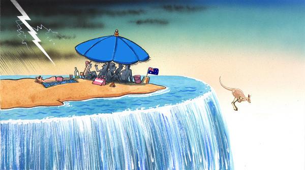ΕΙΚΟΝΑ---Αυστραλία Αυστραλία, οικονομία Ποτέμκιν