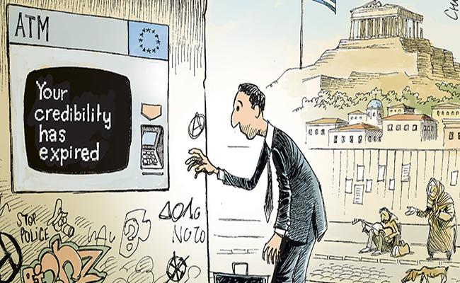 ΕΙΚΟΝΑ---Ελλάδα Η οδυνηρή αλήθεια