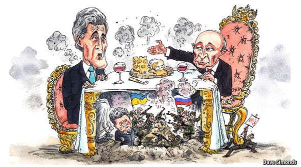 ΕΙΚΟΝΑ---Ουκρανία Ουκρανία, εμφύλιος πόλεμος