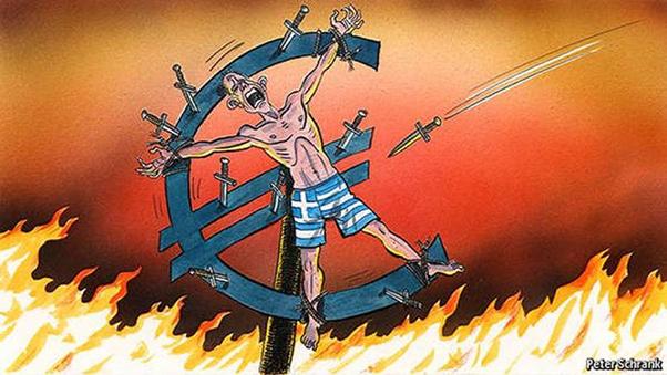 ΕΙΚΟΝΑ---Ελλάδα Η τριπλή παγίδα