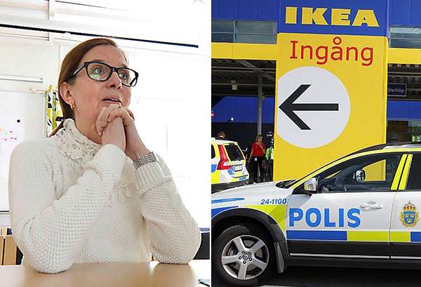 Πανικός στη Σουηδία