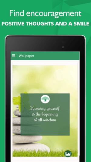 Android Best Inspirational Quotes Screen 4