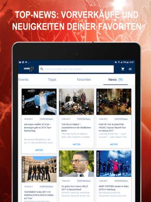 Android EVENTIM DE Screen 13