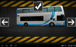 Android Bus Parking 2 Screen 2