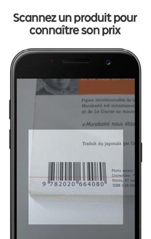 Android Priceminister-Rakuten shopping Screen 1