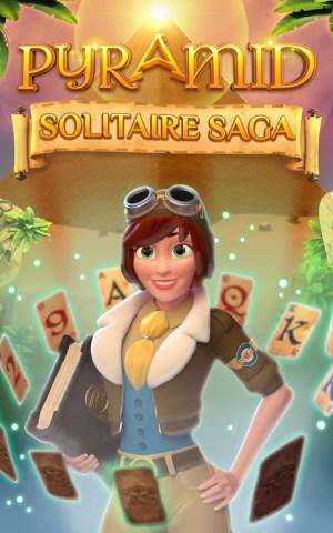 Android Pyramid Solitaire Saga Screen 11