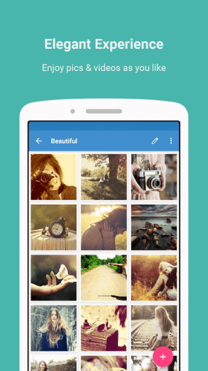 Android Gallery Vault - Hide Pictures Screen 4