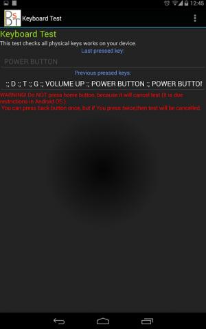 Android Doms Diagnostic Tools Screen 8