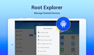 Android ES File Explorer/Manager PRO Screen 14