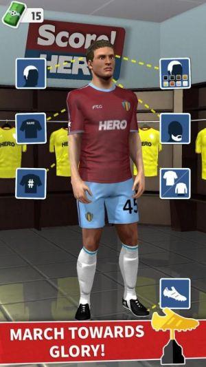 Android Score! Hero Screen 14