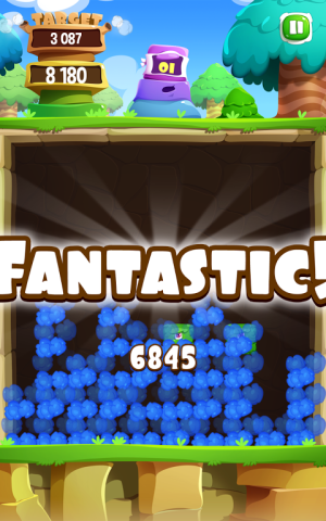 Android Pop Monster Dash Screen 14