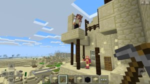 Android Minecraft: Pocket Edition Screen 11
