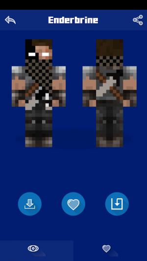 Android Herobrine Skins Screen 2