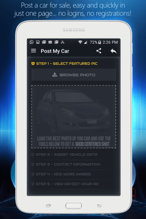 Android Cheap Cars For Sale - Autopten Screen 13