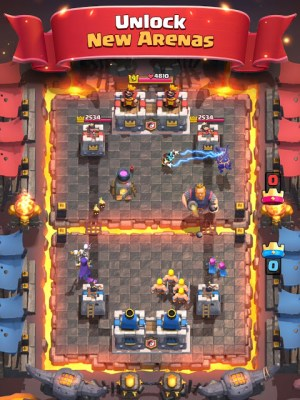 Android Clash Royale Screen 16