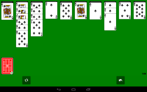 Android Solitaire Screen 11