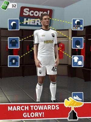 Android Score! Hero Screen 9