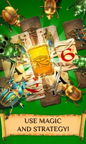 Android Pyramid Solitaire Saga Screen 4