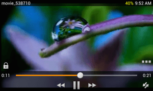 Android Hot Video Screen 6