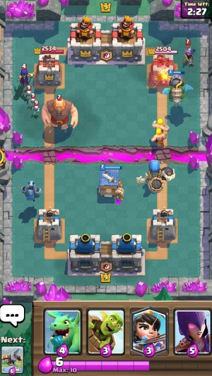 Android Clash Royale Screen 5