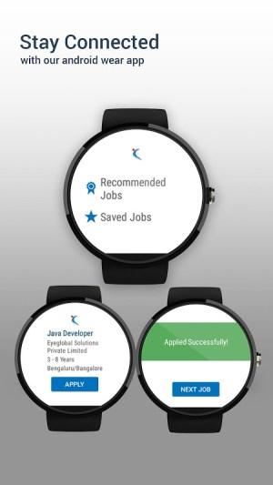 Android Naukri.com Job Search Screen 5