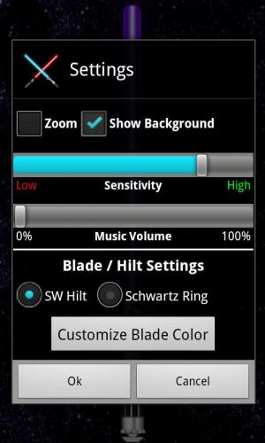 Android The Schwartz Unsheathed Screen 2