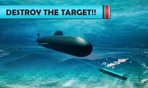 Android Navy War Russian Submarine 3D Screen 1