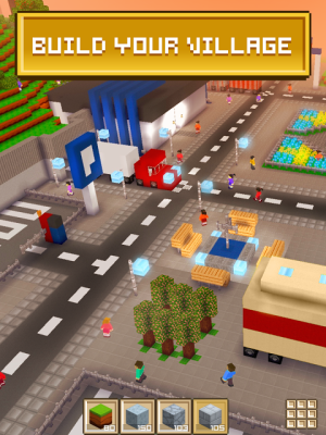 Android Block Craft 3D: Building Simulator Games For Free Screen 5