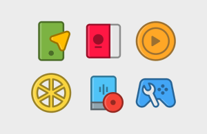 Android ANDROMEDA - Icon Pack Screen 3