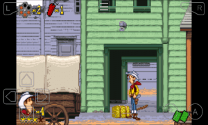 Android Lucky Luke - Wanted Screen 3