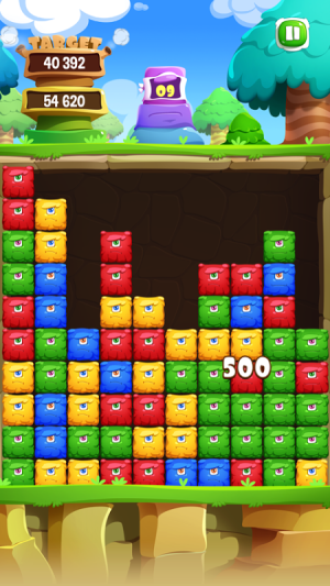 Android Pop Monster Dash Screen 4