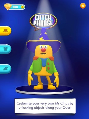 Android Catchphrase Quest Screen 4