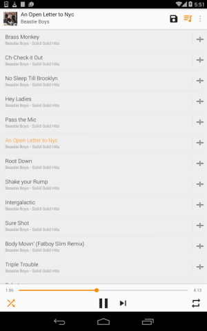 Android VLC for Android Screen 7