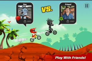 Android Bike Up! Screen 2