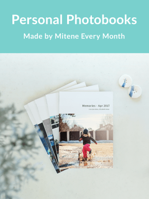 Android Family Album Mitene: Private Photo & Video Sharing Screen 9