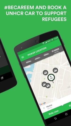 Android Careem - Car Booking App Screen 7