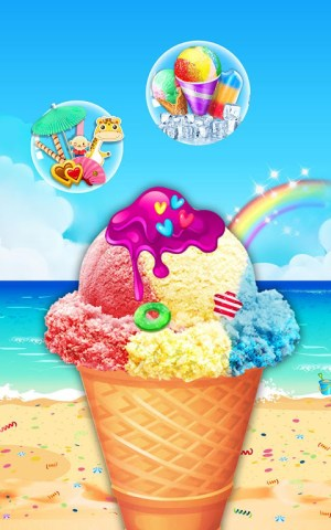 Android Food Maker! Beach Party Screen 7