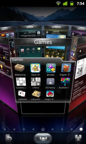 Android SPB Shell 3D Screen 6