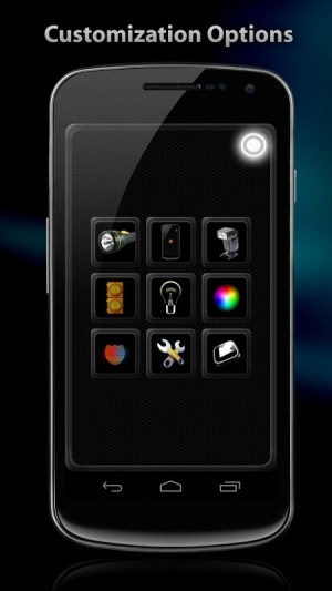 Android Torch - Tiny Flashlight ® Screen 9