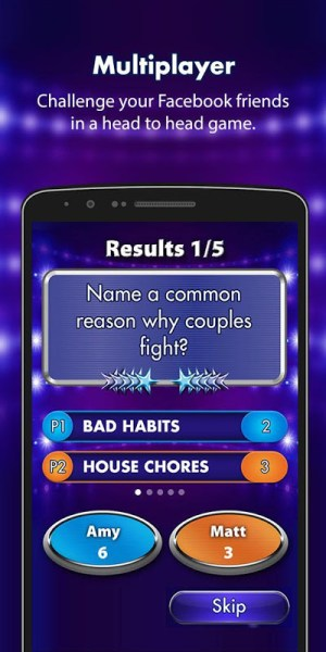 Android Family Fortunes Screen 4