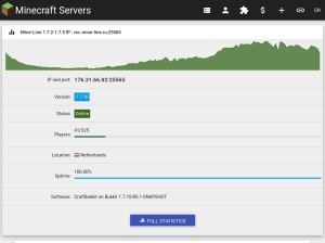 Android Servers for Minecraft Screen 2