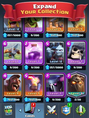 Android Clash Royale Screen 7