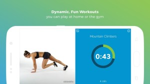Android Workout Trainer: fitness coach Screen 2