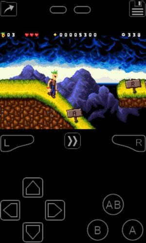 Android My Boy! - GBA Emulator Screen 1