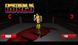 Android 3D Boxing Screen 4