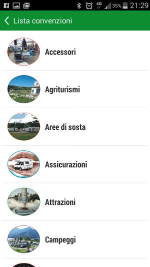 Android Camperlife, camperstops, Screen 9