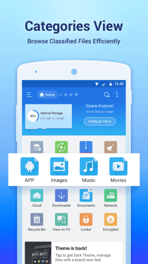 Android ES File Explorer/Manager PRO Screen 18